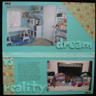 Dream vs. Reality