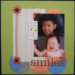 (sketch #14) Smiles
