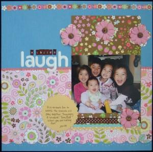 A Child's Laugh